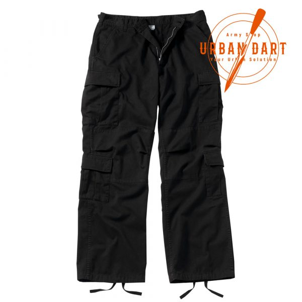 ROTHCO-PARATROOPER-PANTALONE-CRNE