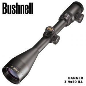 Optika Bushnell Banner 3-9×50 Iluminated