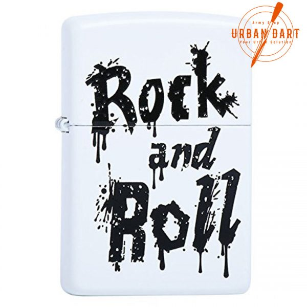 ZIPPO-ROCK-AND-ROLL